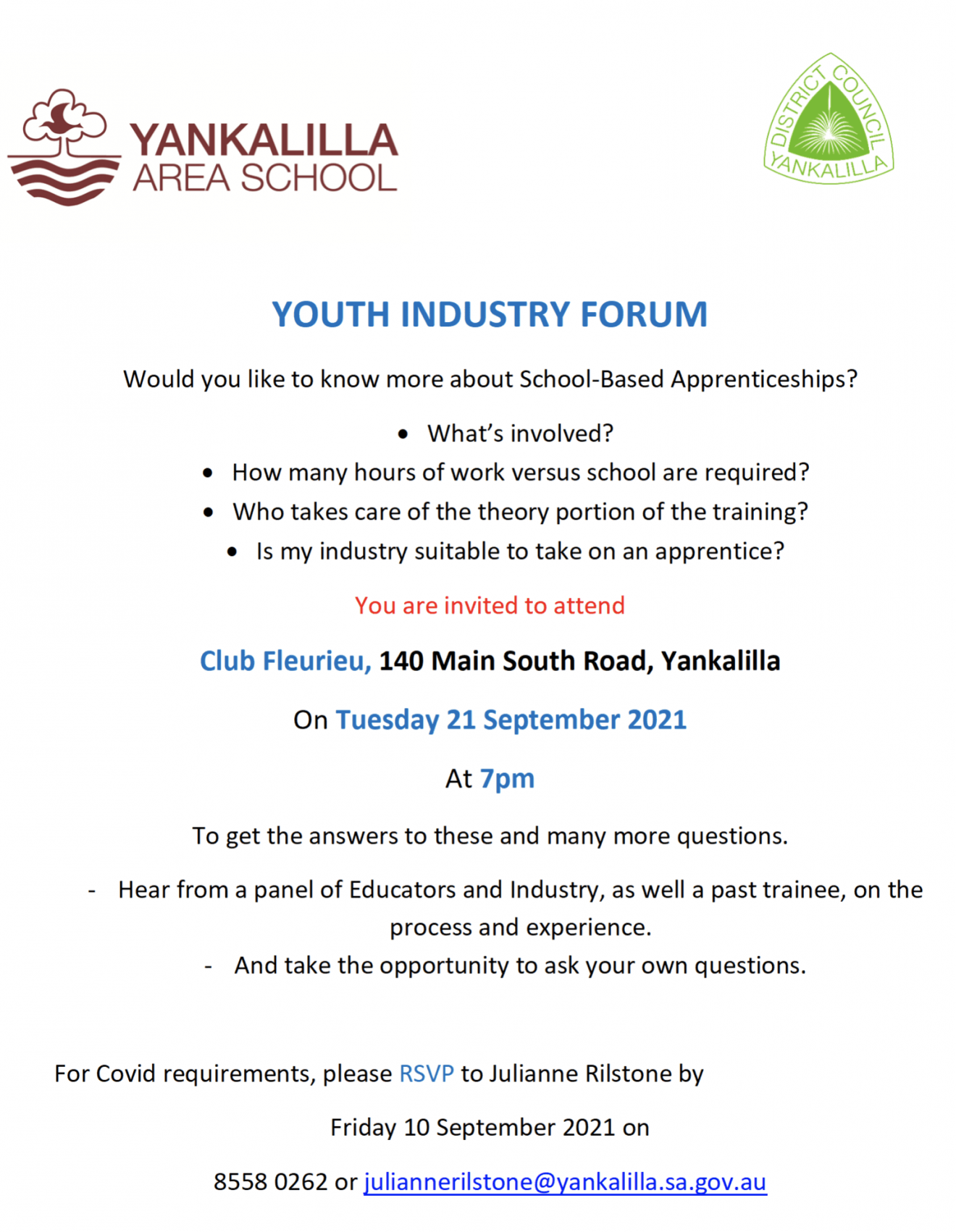 youth industry